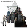 Doctor Who- Pyramid of Mars Priory Set
