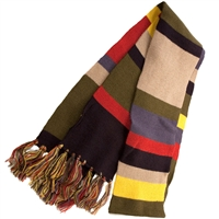 Doctor Who- 4th Doctor Scarf