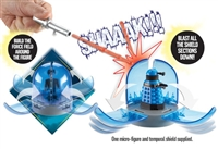 Doctor Who- Cyberman Vs Dalek Strategist Temporal Blast Combat Set