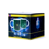 Doctor Who- Heat Revealing Mug