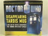 Doctor Who- Disappearing TARDIS Mug