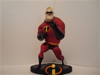 "The Incredibles- Fit Bob 15"" Statue"