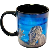 Doctor Who- Weeping Angel Heat Changing Mug