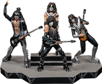 KISS Love Gun Tour '77 Statues 1:6th icon