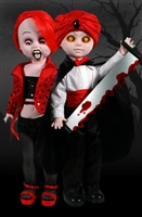 Living Dead Dolls -The Great Zombini & Viv