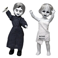 Living Dead Dolls- Psycho (Set of 2)