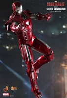 Iron Man 3 -Mark XXXIII Silver Centurion Hot Toys