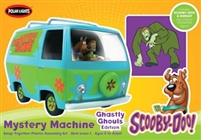 Scooby Doo Mystery Machine Figures Plastic Kit Polar Lights POL850