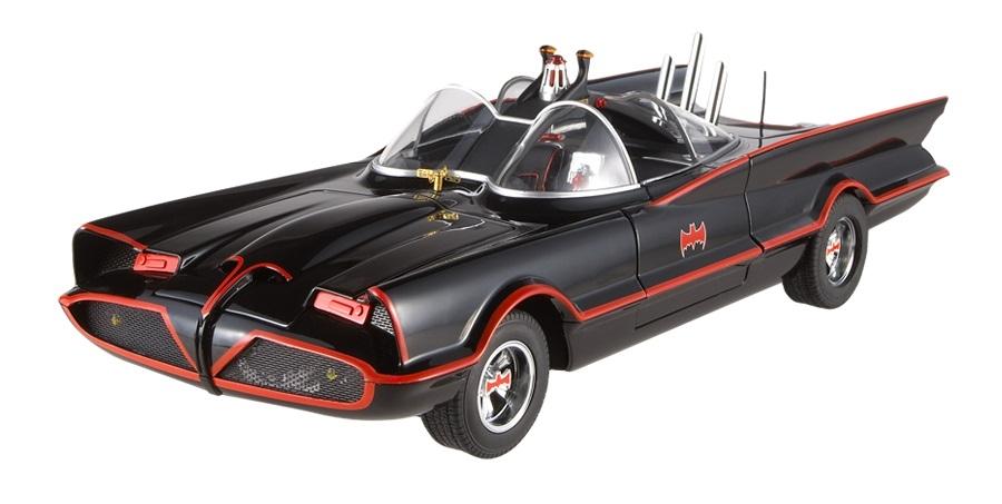 Batman- 1966 TV Series Batmobile 1:18 Scale