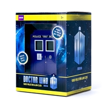 Doctor Who- TARDIS Projection Alarm Clock