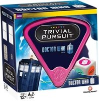Doctor Who- Trivial Pursuit Doctor Who Edition