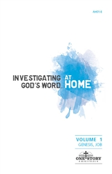 Investigating God's Word...At Home (ESV), Vol. 1