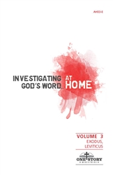 Investigating God's Word...At Home (ESV), Vol. 3