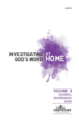 Investigating God's Word...At Home (ESV), Vol. 4