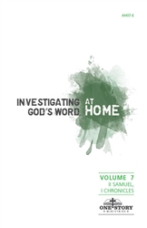 Investigating God's Word...At Home (ESV), Vol. 7