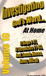 Investigating God's Word...At Home (NIV), Vol. 10