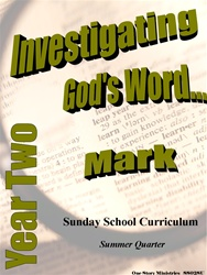 Sunday School Curriculum—Year Two (NIV), Summer