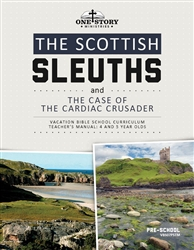 The Scottish Sleuths and the Case of the Cardiac Crusader: Pre-School Teacher's Manual