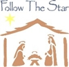 Follow the Star stencil