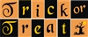 Trick or Treat Blocks Stencils