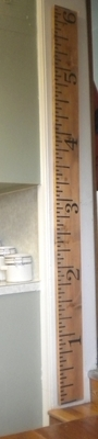 6 Foot Ruler Stencil Set