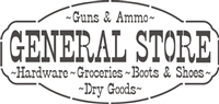 general store stencil