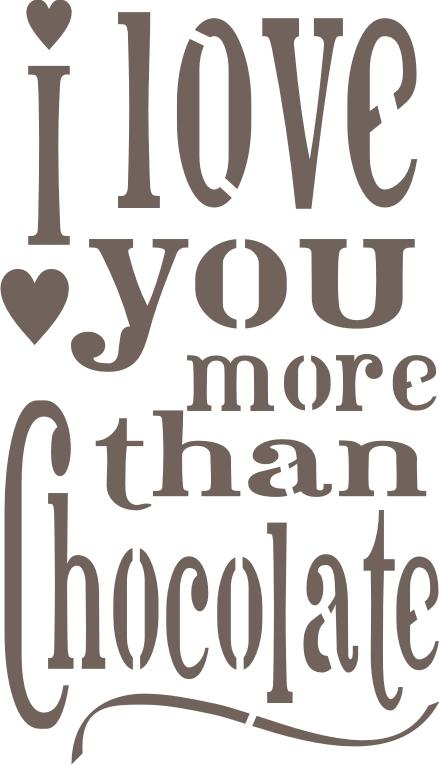 more i love