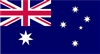 Australian Flag Stencil Two Size Choices