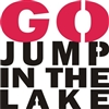 "GO JUMP IN THE LAKE (POOL) 11.5 x 11.5"" Stencil"