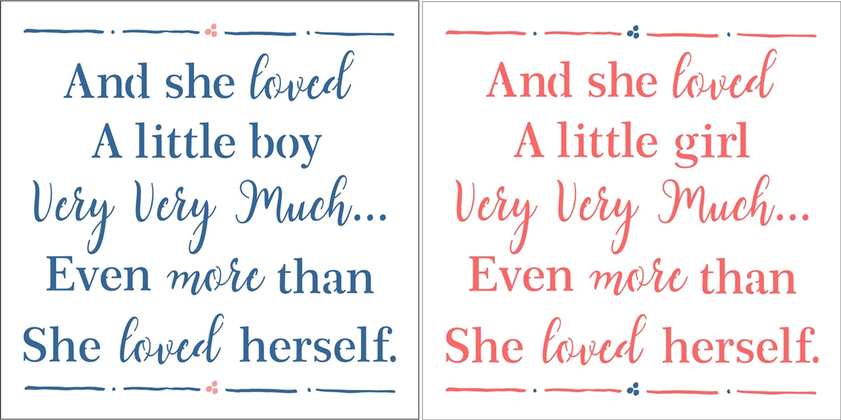 683+ And She Loved A Little Boy Svg for DIY T-shirt, Mug, Decoration and more