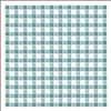 Gingham / Plaid Stencil -Three Size Choices