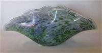 Daniel Lotton,  Large  Shell Shaped Bowl