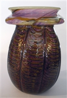 David Lotton Art Glass Vase