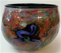 Charles Gold Ruby C ypriot Bowl