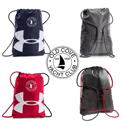 Under Armour Ozsee Sackpack (new logo)
