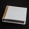 White 1-20 CD/DVD 2 ring album