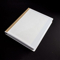 White 4-8 CD Album with Literature