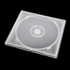 Clear Single Disc Poly Case 10.4mm