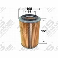<h2>Air Filter, Daihatsu Hijet S80P & S81P, #A722J</h2>