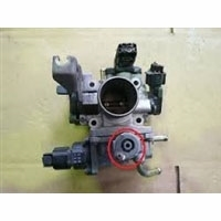 <h2>Throttle Body - Slightly Used, Mikuni, K6A Engine, #AC38-909</h2>