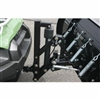 "<h2>Blackline 72"" Snow Plow, Acuator & Mechanical Angle </h2>"