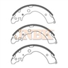 <h2>Brake Shoes REAR, Suzuki/Mazda, 1999-2013, Also Honda Civic, #FN5524</h2>