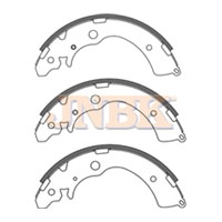 <h2>FN5524  Suzuki / Scrum Rear Brake Shoes 99-13, Honda Civic</h2>