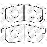 <h2>Honda Acty, Front Brake Pads</h2>