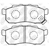 <h2>Suzuki Carry 89-99, Brake Pads</h2>