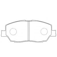 <h2>PN9439 Brake Pads, Suzuki Carry, 99 to 01 DA52T, DB52T, 9/01 to 5/02 DA62T</h2>
