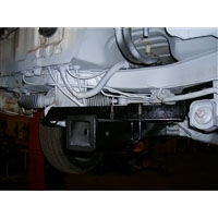 Daihatsu S210P, Front Receiver Hitch 2""