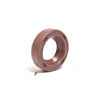 honda hobbit deluxe VITON crankshaft seal 15 x 25.5 x 7 - BROWN
