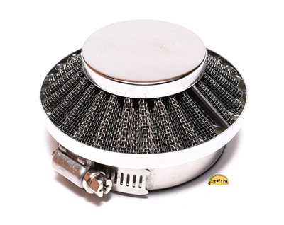 60mm metal mesh air filter SHA