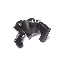 CNC magura BLACK left brake perch for Puch and other mopeds